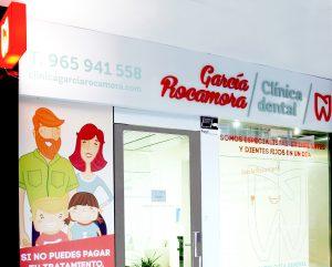 san juan clinica dental alicante garcia rocamora