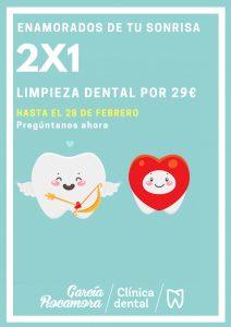 limpieza dental oferta clinica alicante