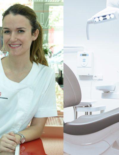 sofia garcia rocamora, ortodoncista clinica dental alicante
