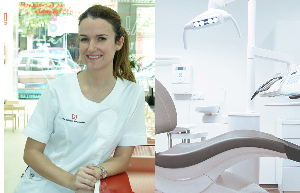 sofia garcia rocamora, curetaje dental clinica dental alicante