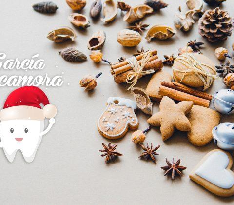 dulces navidad caries clinica dental alicante