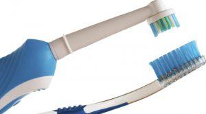 cepillo electrico o manual clinica dental alicante